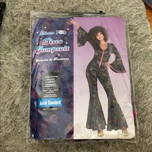 Disco 70s Costume NWT women's adult standard